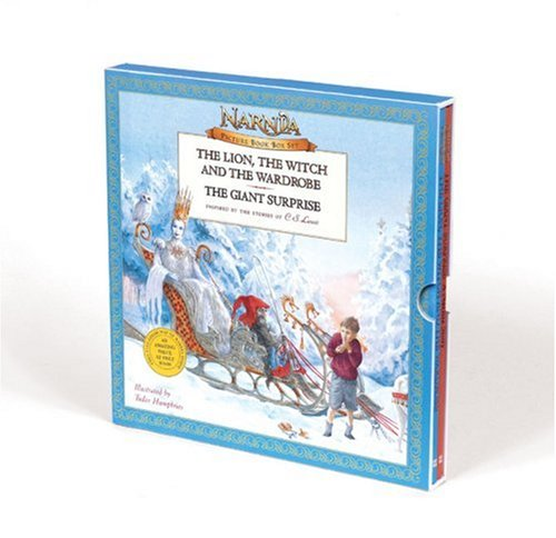 9780061125393: The Narnia Picture Book Box Set