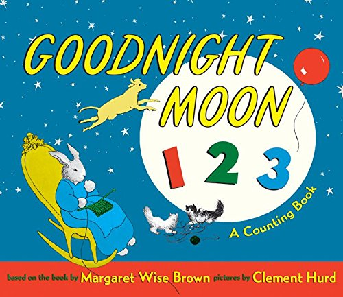 9780061125935: Goodnight Moon 123: A Counting Book