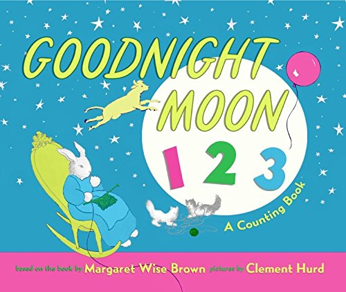 9780061125973: Goodnight Moon 123 Board Book: A Counting Book