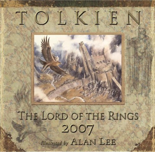 9780061125980: Tolkien: The Lord of the Rings Calendar 2007
