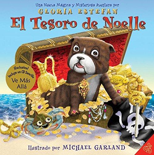 9780061126161: El Tesoro de Noelle: Una Nueva Magica y Misteriosa Aventura [With CD (Audio)]