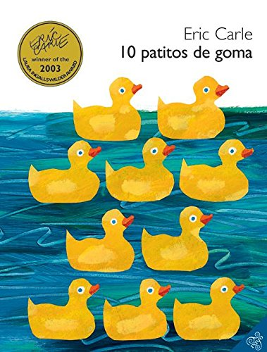9780061126239: 10 Patitos de Goma = 10 Little Rubber Ducks