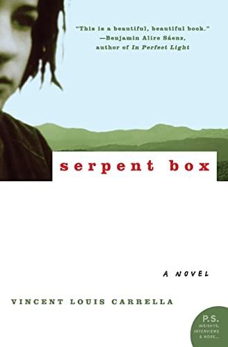 9780061126260: Serpent Box: A Novel
