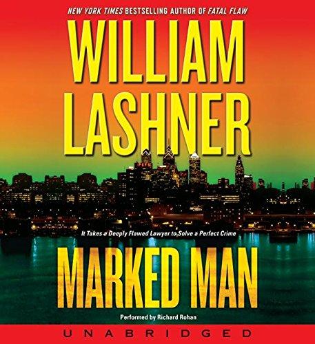 9780061126307: Marked Man CD