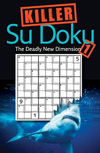 9780061126475: Killer Sudoku 1: The Deadly New Dimension