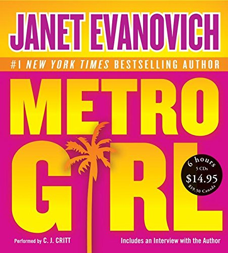 9780061126529: Metro Girl (Alex Barnaby Series, No. 1)