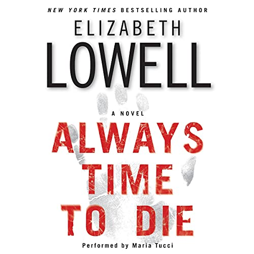 9780061126550: Always Time To Die CD Low Price