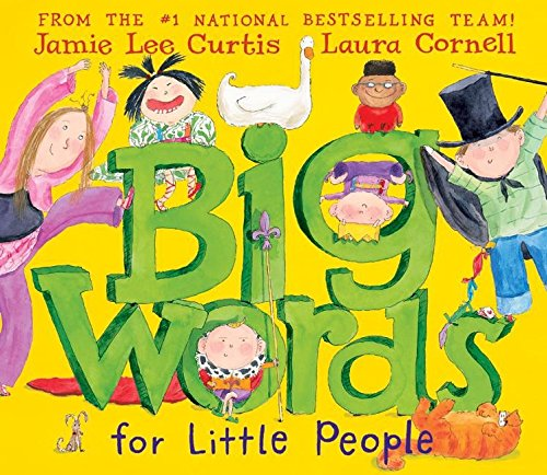 Big Words for Little People: Jamie Lee Curtis
