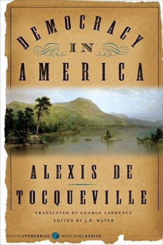 9780061127922: Democracy in America (Harper Perennial Modern Classics)