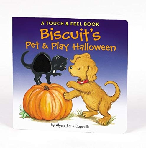 9780061128332: Biscuit's Pet & Play Halloween