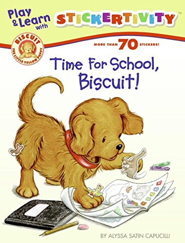 9780061128349: Time for School, Biscuit!