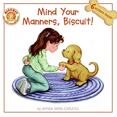 9780061128356: Mind Your Manners, Biscuit!