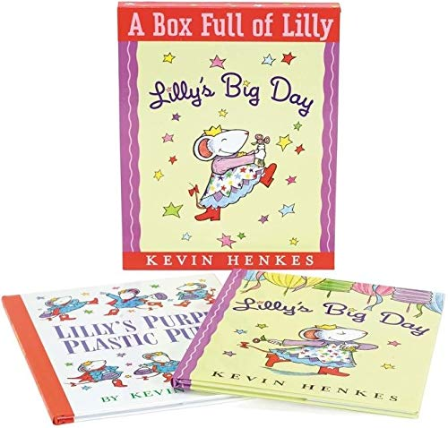 9780061128523: A Box Full of Lilly: Lilly's Big Day/Lilly's Purple Plastic Purse