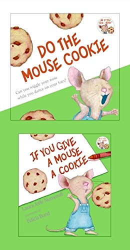 9780061128561: If You Give a Mouse a Cookie (If You Give... Books (Hardcover))
