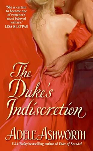 9780061128578: The Duke's Indiscretion (The Duke Trilogy)