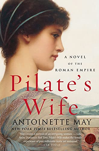 9780061128660: Pilate's Wife: A Novel of the Roman Empire