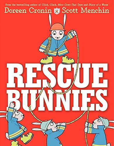 Rescue Bunnies (0061128716) by Cronin, Doreen