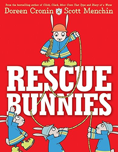 9780061128721: Rescue Bunnies