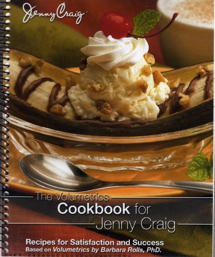 9780061129001: The Volumetrics Cookbook for Jenny Craig