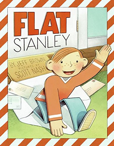 9780061129049: Flat Stanley (picture book edition)