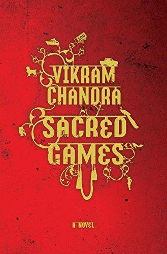 Sacred Games: Advanced Reading Copy: Chandra, Vikram