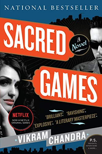 9780061130366: Sacred Games: A Novel (P.S.)