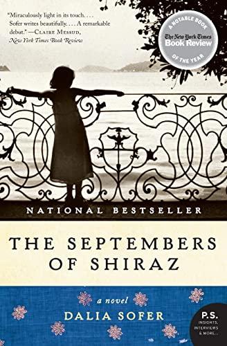 9780061130410: The Septembers of Shiraz: A Novel