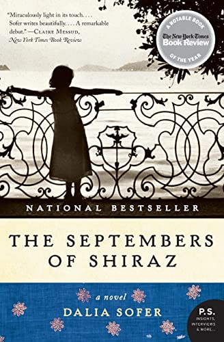 9780061130410: The Septembers of Shiraz: A Novel (P.S.)