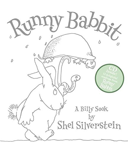 9780061130472: Runny Babbit Book and Abridged CD