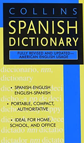 9780061131028: Collins Spanish Dictionary (Collins Language)