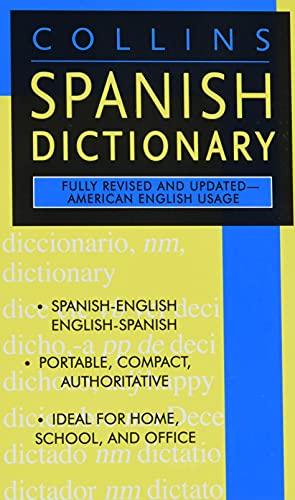 9780061131028: Collins Spanish Dictionary (Collins Language)