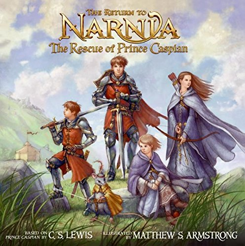 9780061131103: The Return to Narnia. The Rescue of Prince Caspian