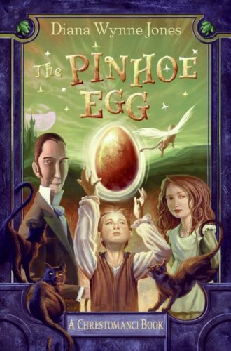 9780061131240: The Pinhoe Egg (Chrestomanci Books)