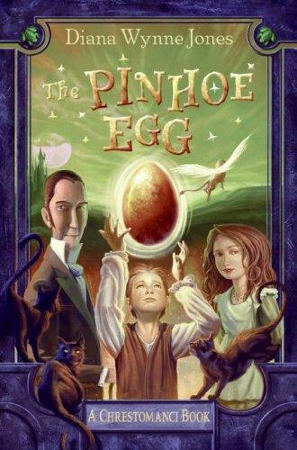 9780061131240: The Pinhoe Egg (Chrestomanci Books)
