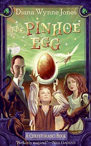 9780061131264: The Pinhoe Egg (Chrestomanci Books)