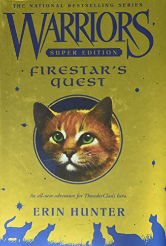 9780061131646: Warriors Super Edition: Firestar's Quest