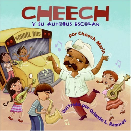 9780061132049: Cheech the School Bus Driver (Spanish edition): Cheech y su autobus escolar