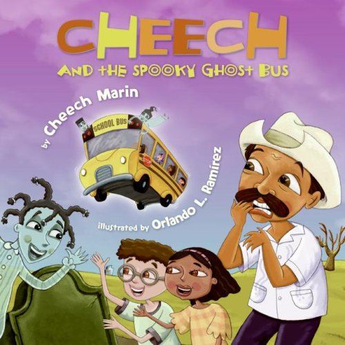 9780061132117: Cheech and the Spooky Ghost Bus (Spanish Edition)