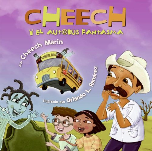 9780061132148: Cheech and the Spooky Ghost Bus (Spanish edition)