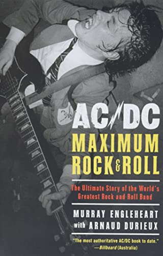 9780061133923: AC/DC: Maximum Rock & Roll: The Ultimate Story of the World?s Greatest Rock-and-Roll Band