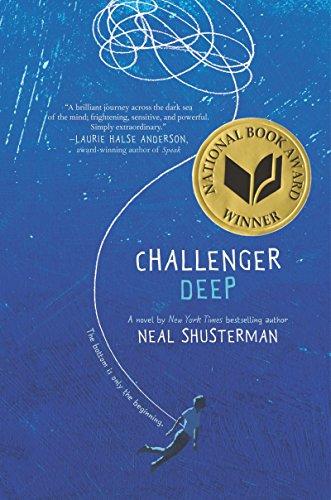 9780061134111: Challenger Deep (Golden Kite Awards)
