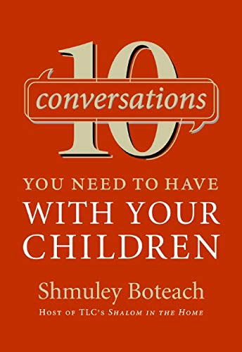 9780061134814: 10 Conversations You Need To Have With Your Children