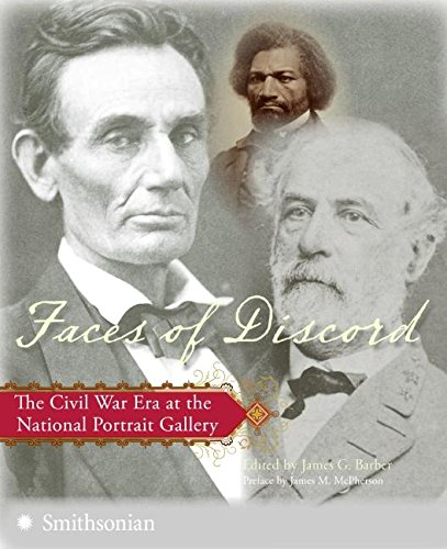 9780061135842: Faces of Discord: The Civil War Era at the National Portrait Gallery