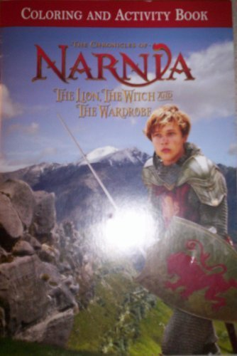 9780061135941: The Lion, the Witch and the Wardrobe Coloring and Activity Book (The Chronicles of Narnia, Volume 1)