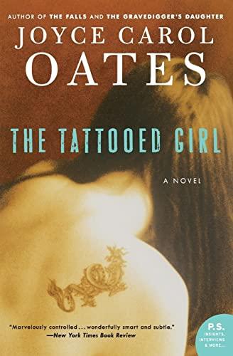 9780061136047: The Tattooed Girl: A Novel