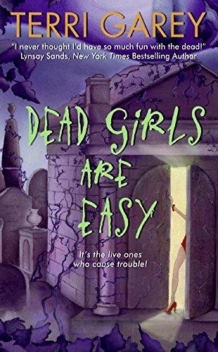 9780061136153: Dead Girls Are Easy (Nicki Styx, Book 1)