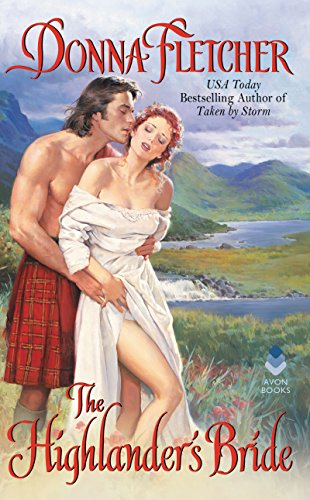 9780061136269: The Highlander's Bride (Scottish Duo)