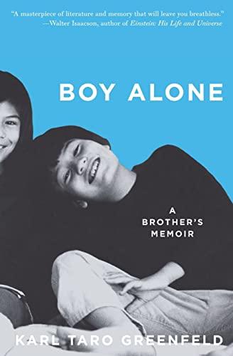9780061136672: Boy Alone: A Brother's Memoir