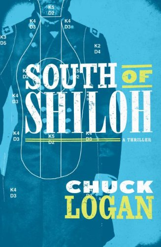 9780061136696: South of Shiloh: A Thriller