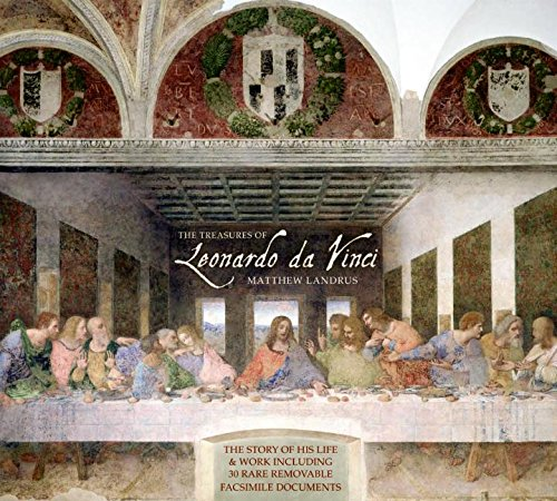 9780061136849: Leonardo da Vinci, The Treasures of
